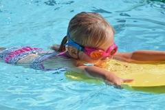 Swim Star Team na zajęciach