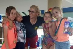 Swim Star Team na zawodach