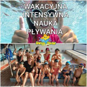 plywanie drużyny swimstar